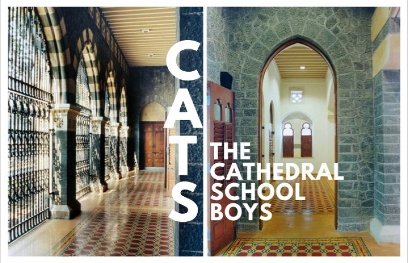 We were the Cathedral School boys, the Cats