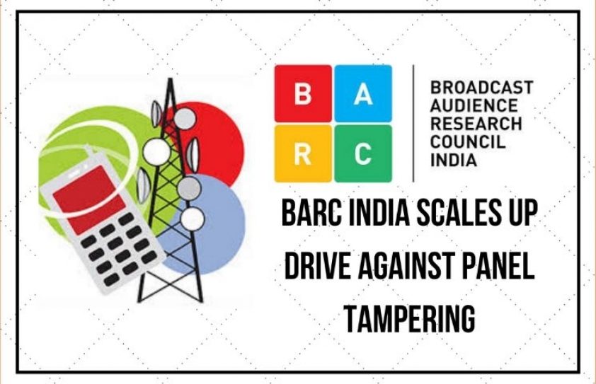 BARC India Scales Up Drive Against Panel Tampering