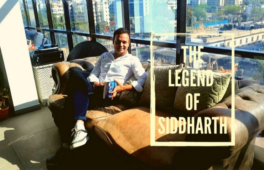 The Legend of Siddharth