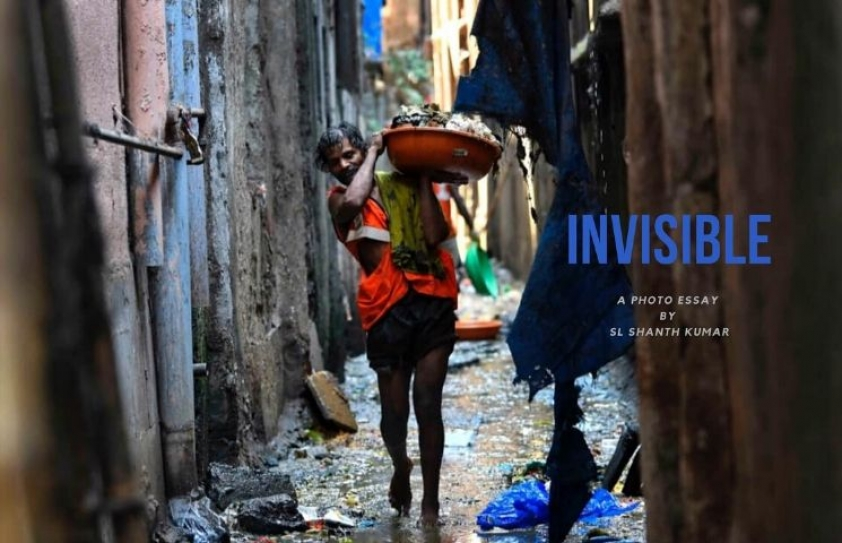 Invisible – A Photo Essay