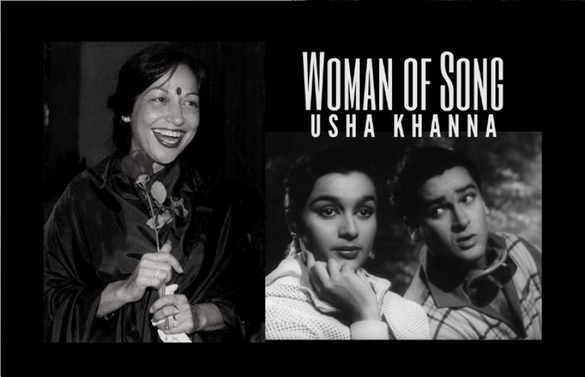 Woman of Song: Usha Khanna