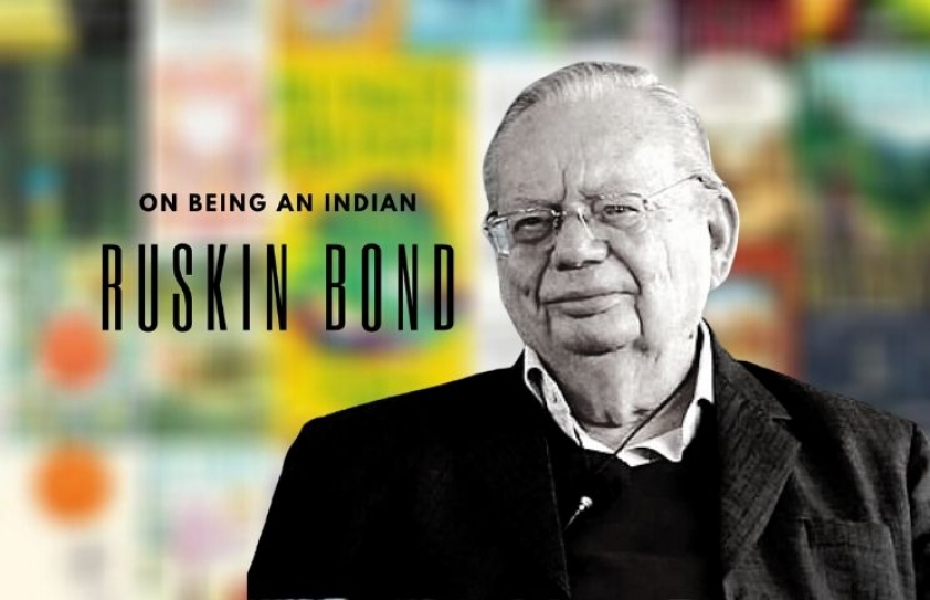 On being an Indian: Ruskin Bond