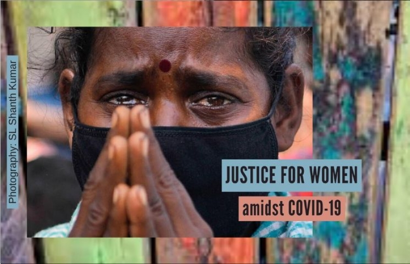 Justice for Women Amidst COVID-19