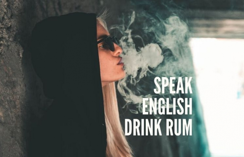 Speak English, Drink Rum: Women at the workplace