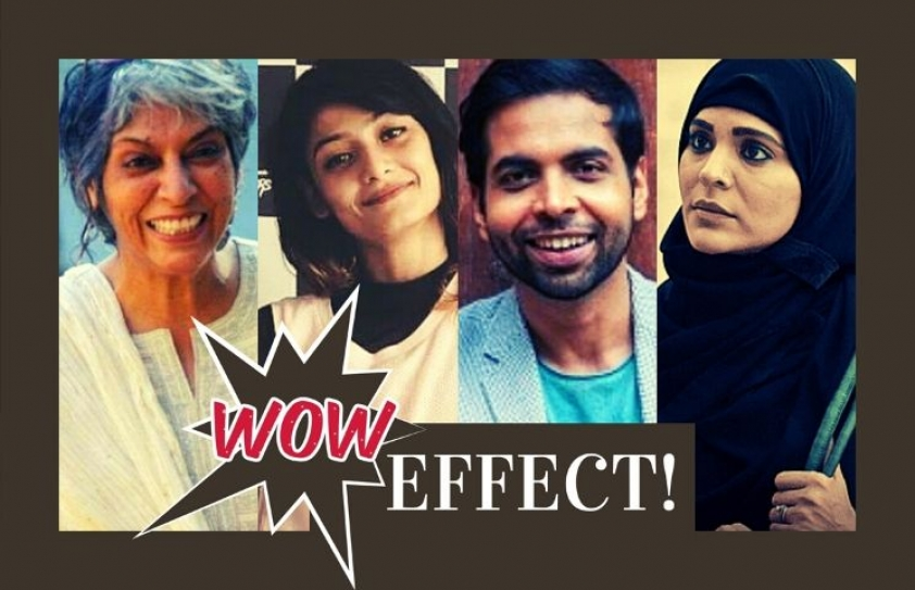 Wow Effect! Discovering major acting talents