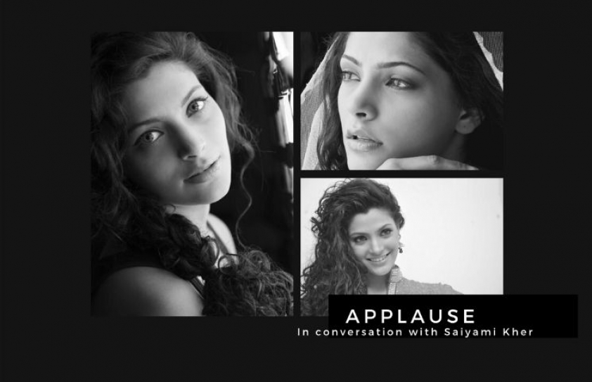 Applause: In conversation with Saiyami Kher