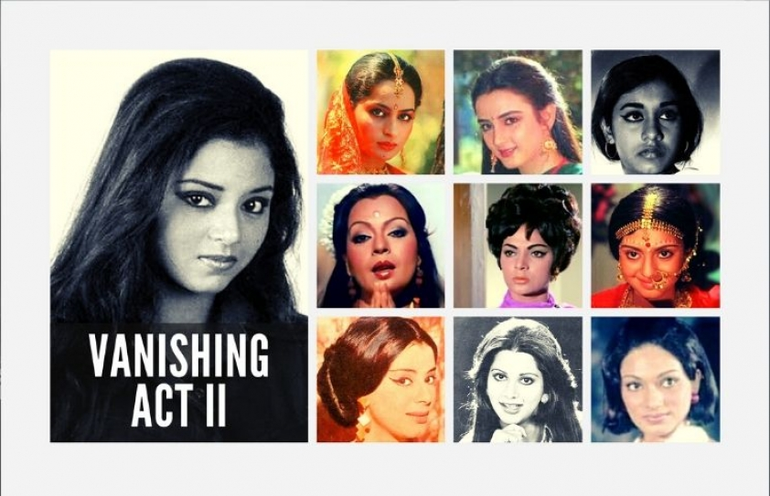 Vanishing Act II: Bollywood actresses who disappeared