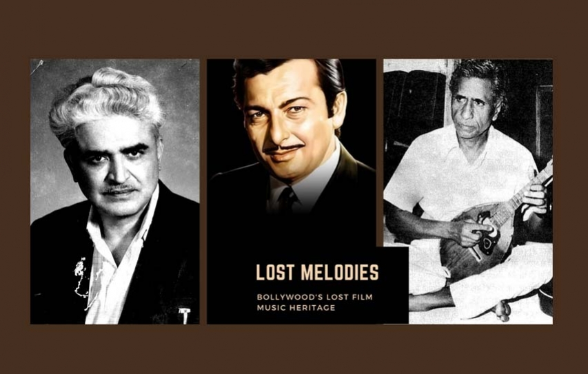 Lost Melodies: Bollywood's vast film music heritage