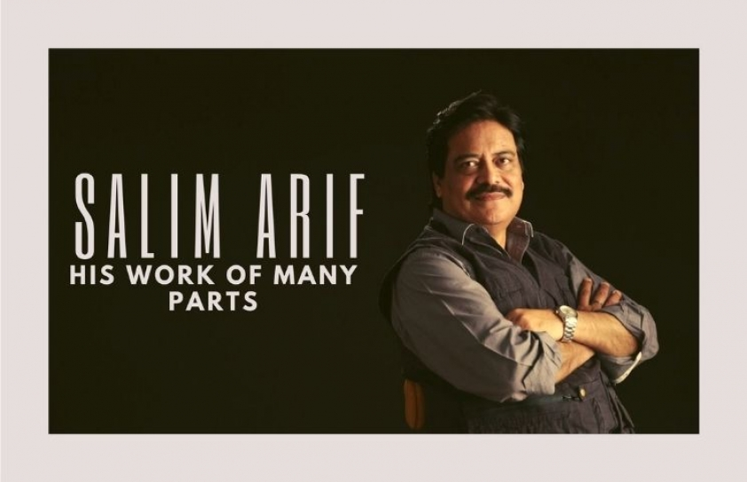 Salim Arif: His Work of Many Parts