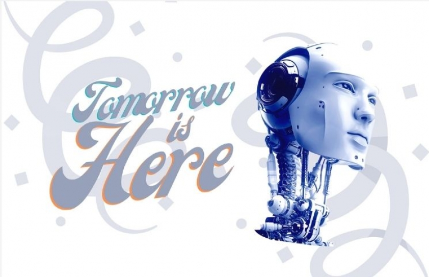 Robots At Your Service: Tomorrow Is Here