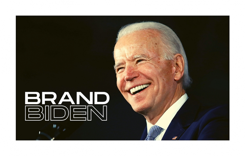 Brand Biden: Old, but likeable & trustworthy