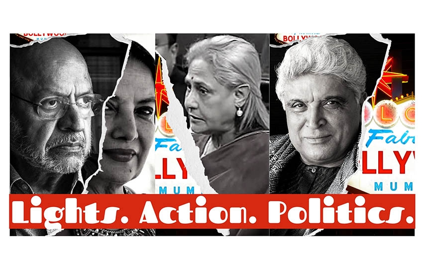 Lights! Action! Politics